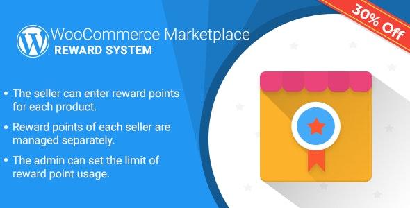 WordPress WooCommerce Marketplace Reward System Plugin