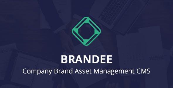 Brandee - Company Brand Asset Management CMS
