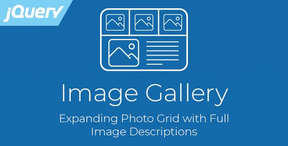 Image Gallery - Expanding jQuery Photo Grid