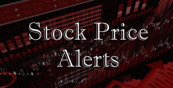 Stock Price Alerts | WordPress Plugin