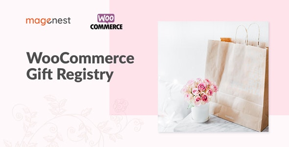 Woocommerce Gift Registry - CodeCanyon Item for Sale