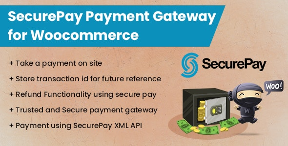 Woocommerce Securepay Payment Gateway - CodeCanyon Item for Sale