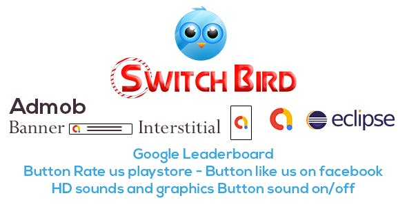 Switch Bird-admob - CodeCanyon Item for Sale