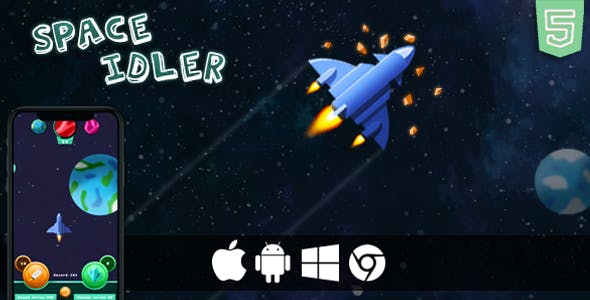 Space Idler | Construct 2