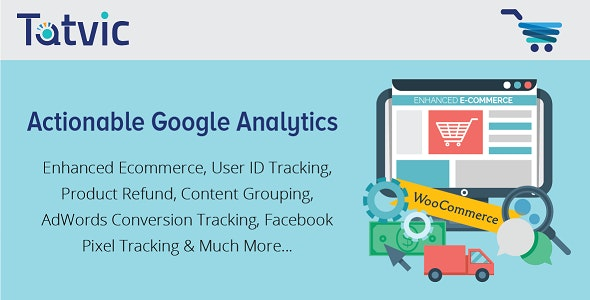 Actionable Google Analytics for WooCommerce - CodeCanyon Item for Sale