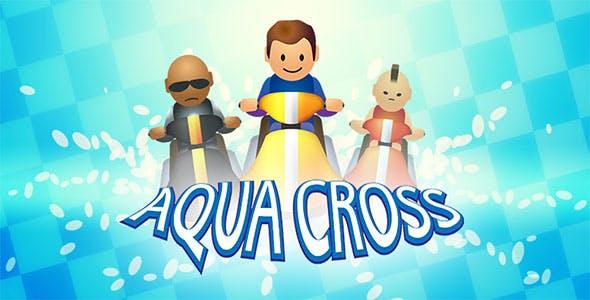 AquaCross - Buildbox Template