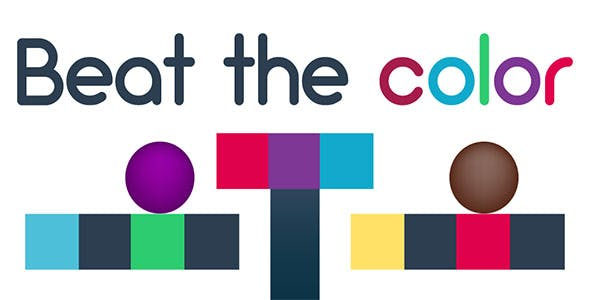 Beat the color - Buildbox Template