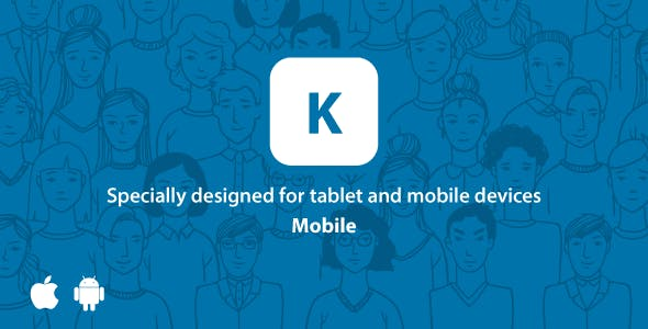Kontackt - Mobile-Friendly (PHP Social Network) (v1.12)