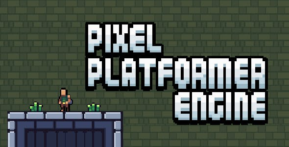 Super Pixel Platformer Engine