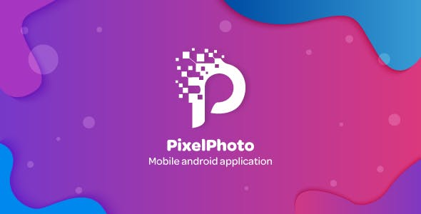 PixelPhoto Android- Mobile Image Sharing & Photo Social Network Application