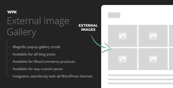 Ajax Gallery WordPress Plugins from CodeCanyon