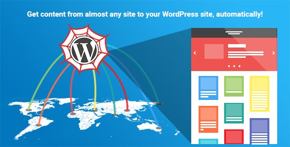 WP Content Crawler - Get content from almost any site, automatically!        Nulled