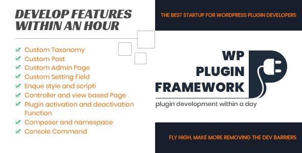WP Plugin Framework
