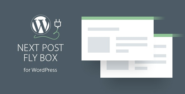Next Post Fly Box For WordPress - CodeCanyon Item for Sale