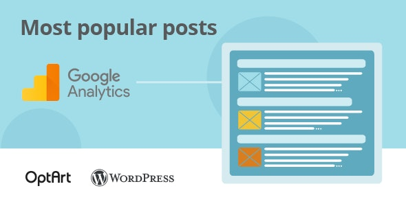 Google Analytics Top Content Widget with Analytify plugin - CodeCanyon Item for Sale