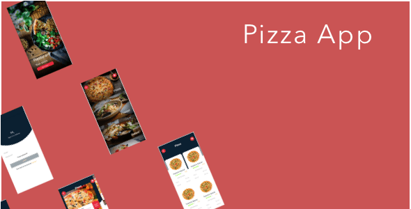 Pizza App Template Ionic