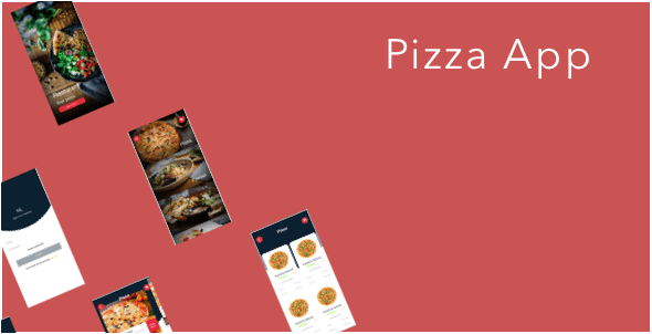 Pizza App Template Ionic - CodeCanyon Item for Sale