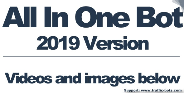 All In One Traffic Bot – 2019