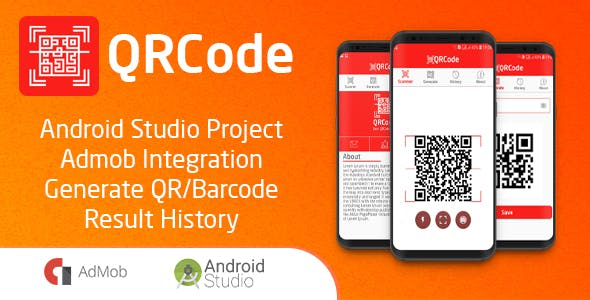 QRCode - Smart Scanner and Generator Barcode | QRCode