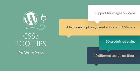 CSS3 Tooltips For WordPress by QuanticaLabs | CodeCanyon