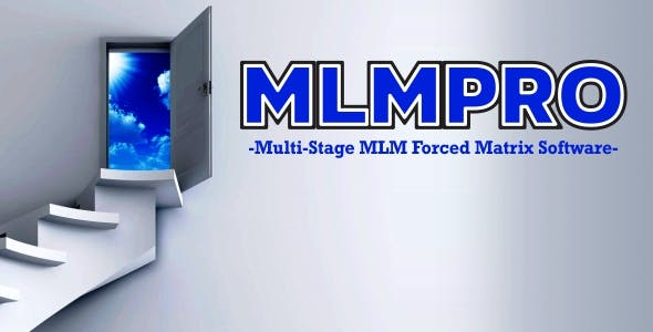 MLMPro - Multi-Stage Forced Matrix MLM Script - CodeCanyon Item for Sale
