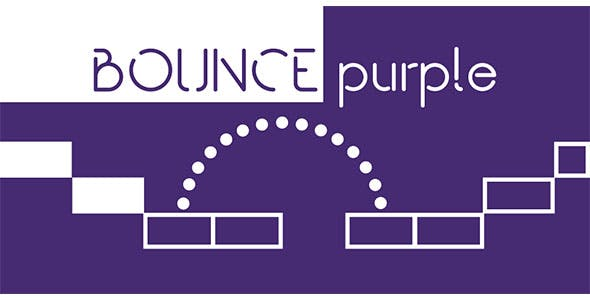 Bounce Purple - Buildbox Template
