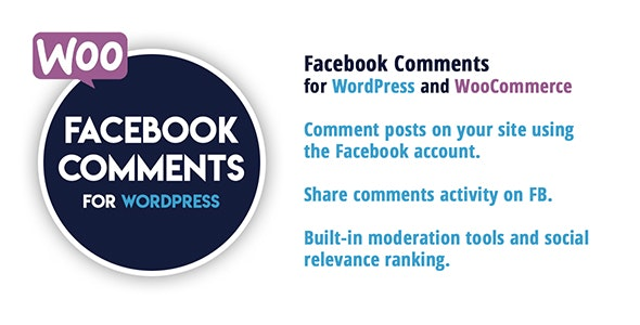 Facebook Comments for WordPress and WooCommerce - CodeCanyon Item for Sale