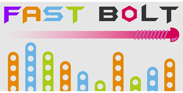 Fast Bolt - Buildbox Template