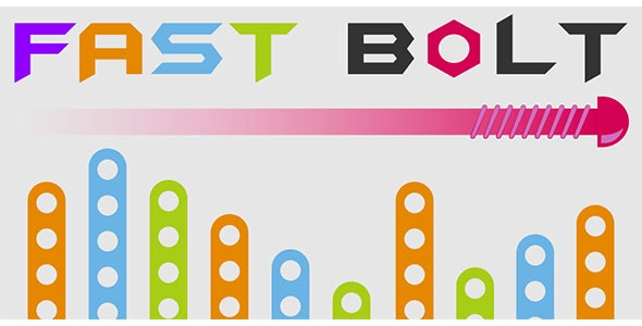 Fast Bolt - Buildbox Template - CodeCanyon Item for Sale