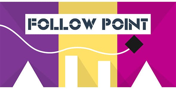 Follow Point - Buildbox Template