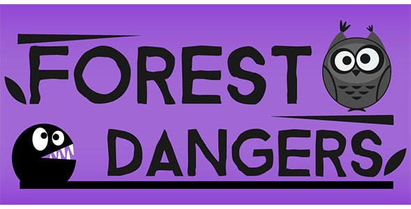 Forest Dangers - Buildbox Template