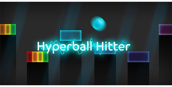 Hyperball Hitter - Buildbox Template