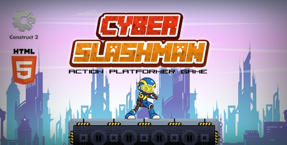 Cyber Slashman - CodeCanyon Item for Sale