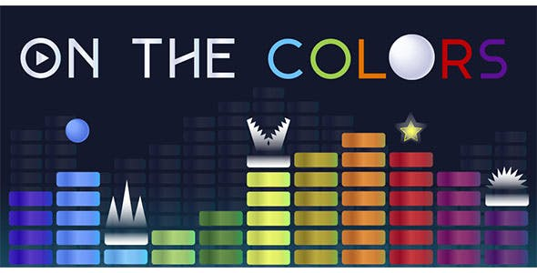 On the colors - Buildbox Template