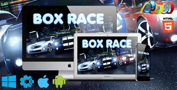 Box Race - CodeCanyon Item for Sale