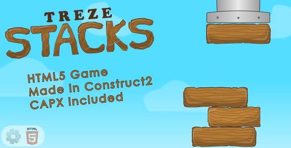 trezeStacks - HTML5 Casual Games
