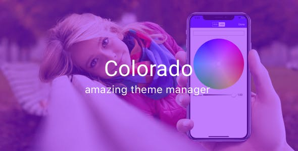 [FEATURE] Colorado - Amazing Theme Manager iOS