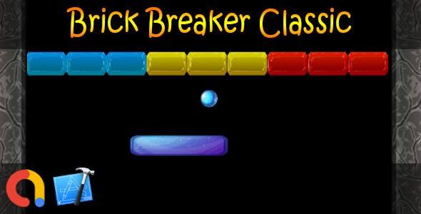 Brick Breaker Classic - iOS Xcode 10 + Admob