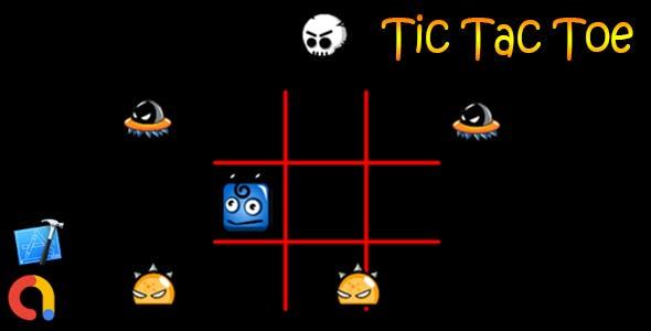 Tic Tac Toe - iOS Xcode 10 + Admob