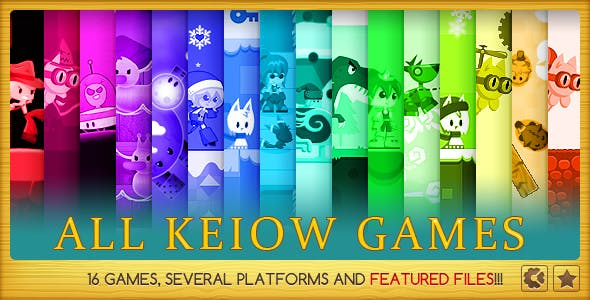 Keiow Games Bundle