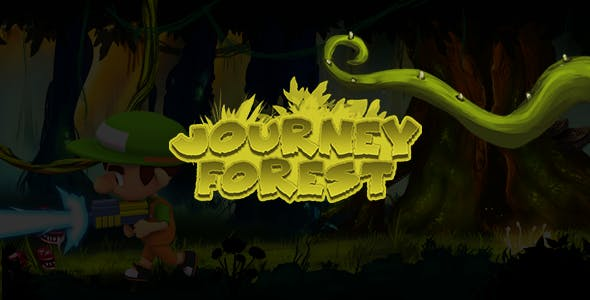 Journey Forest - Android Studio + Eclipse ( BBDOC )