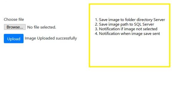 ASP.Net Upload File to SQL Server