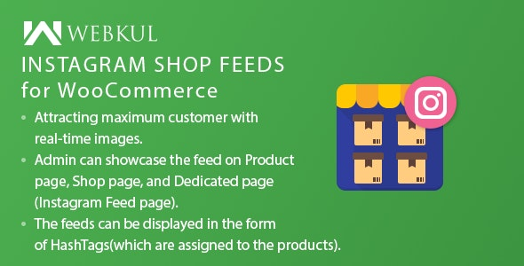 Instagram Shop Feed For WooCommerce - CodeCanyon Item for Sale