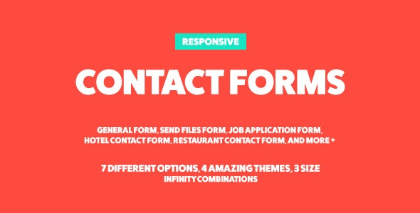ContactMe - Responsive AJAX Contact Form - HTML5 PHP - CodeCanyon Item for Sale