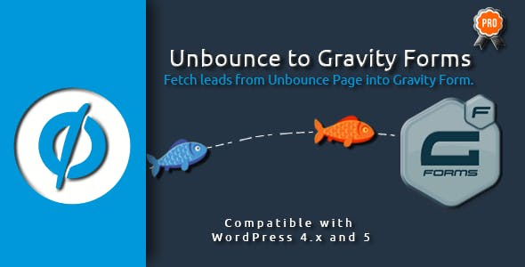 Unbounce to Gravity Forms Pro