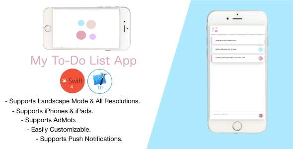 My To-Do-List App
