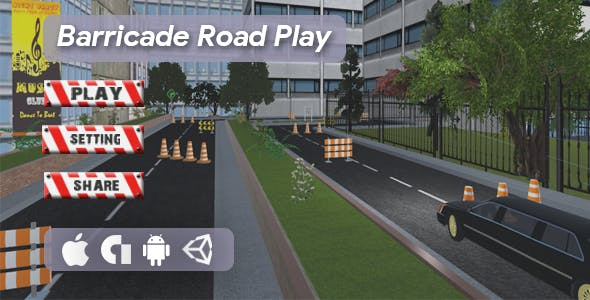 Barricade Road Play - CodeCanyon Item for Sale