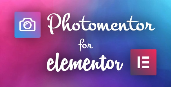 Elementor Filterable Photo and Video Gallery Plugin with Masonry Image Layout | Photomentor - CodeCanyon Item for Sale