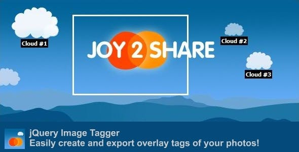 jQuery Image Tagger