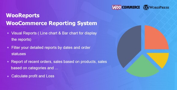 WooCommerce Reporting - CodeCanyon Item for Sale